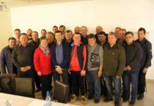 Participanții la consfătuirea Semtest