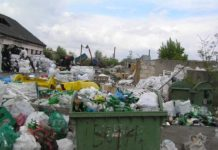 Sticle predate spre reciclare