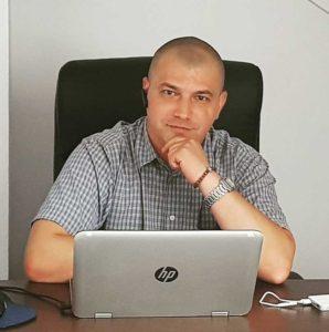 Istvan Safar, vicepreședintele SZMISZ