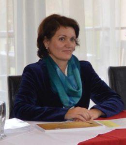 Ioana Petreuș, președintele Sindicatului Liber din Învățământ Maramureș