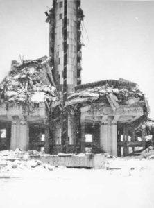 Ruinele Palatului Olimpiadei