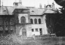 Castelul pe când era locuit