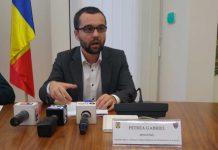 Gabriel Petrea - ministru Consultării Publice şi Dialogului Social