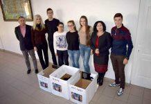 Centru de colectare a donaţiilor
