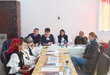 """Participanţi la Simpozionul """"Mihai Cupcea"""""""
