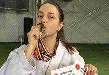 Daiana Ioana Ghita, cel mai bun sportiv din Maramureş în 2017