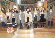 Colindătorii din comuna Cerneşti