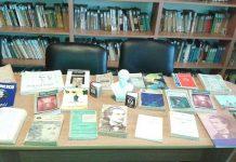 Aspect de la Biblioteca orăşenească din Tg. Lăpuş