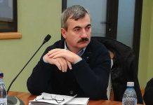 Dr. Sirtoniu Sima - consilier la DSVSA Maramureş