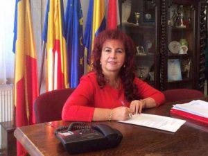 Gabriela Tulbure, primarul oraşului Seini