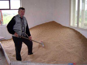 Fermierul Ionel Cozmuţa din Şomcuta Mare
