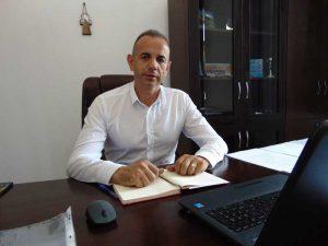 Teodor Ştefanca - primarul din Bârsana