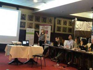 Consiliera Cristina Pop prezintă proiectul CJ Maramureş