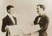 Iuliu Maniu şi Alexandru Vaida Voevod, în studenţie