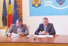 Călin Chilat şi Vasile Moldovan