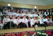 Elevi de la Şcoala Nr. 10 din Sighetu Marmaţiei