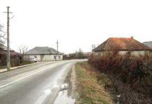 În satul Colţirea - reţeaua de gaz, finalizată 80%