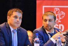 Vladimir Petruț şi Gabriel Zetea, pe vremea când lucrau împreună