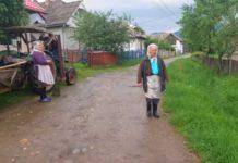 Şanţurile de pe uliţele satului nu mai există sau sunt colmatate