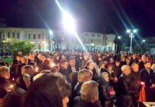 Noaptea de Înviere la Târgu Lăpuş