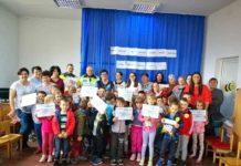 Bucuria copiilor premiaţi