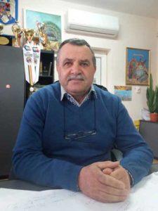 Octavian Pavel, primarul din Recea